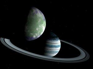 Space Exploration: Extrasolar Moon