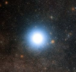 The Star Nearest Earth: photo of Alpha Centauri