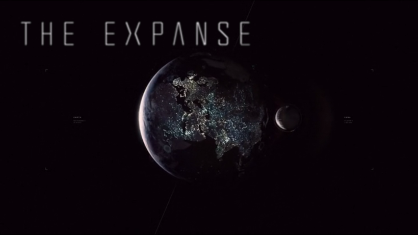 The Expanse - title sequence